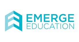 Emerge Education logo