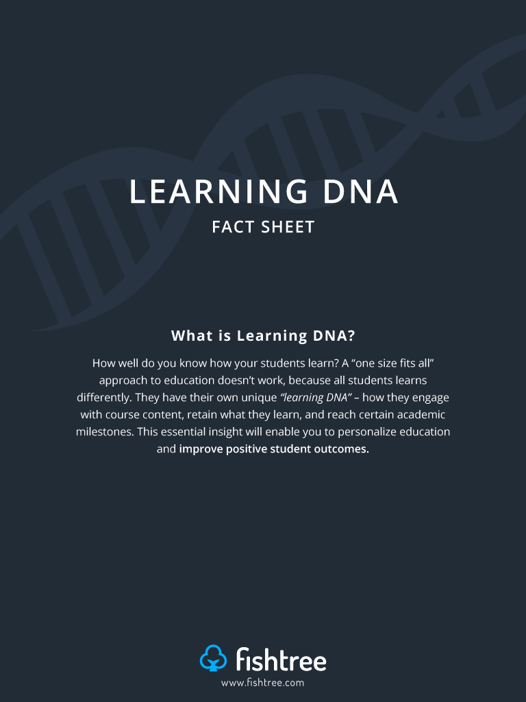 Learning DNA Fact Sheet 1